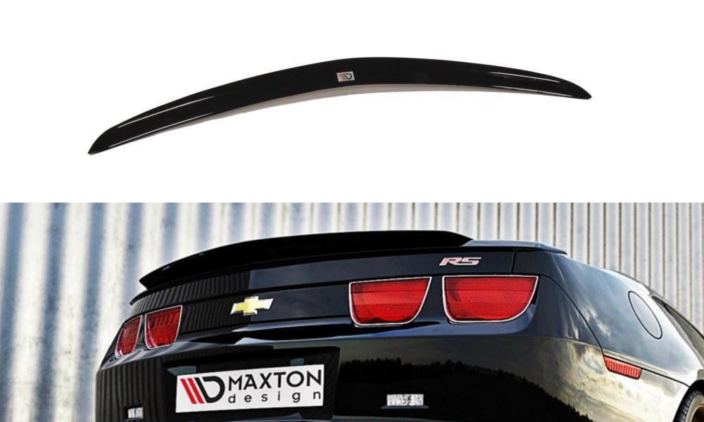 Lotka Lip Spoiler - Chevrolet Camaro V SS - EU Version Przedlift - GRUBYGARAGE - Sklep Tuningowy